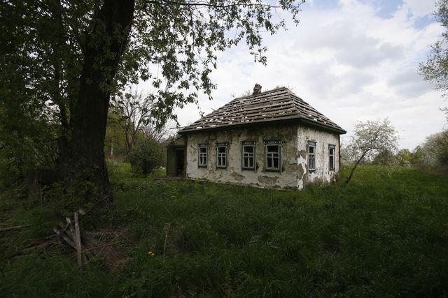 исчезнувший хутор днепропетровской области это