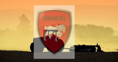 "A new tractor manufacturer ""Mancel"" has appeared on the European market"