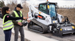 Loaders with remote control: Bobcat introduced the PnP system (photo)