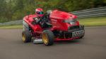 Швидкісна газонокосарка Honda поставила новий рекорд для книги Гіннеса