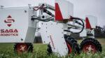 Ученые из Норвежского университета разработали робота для сбора клубники (фото)