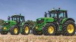Компанія John Deere повідомила про випуск нової серії продуктивних тракторів