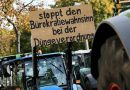Farm Protests: Farmers Blocked the Center of Berlin