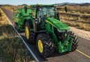 Leather Seats, Massage and Air Conditioning: John Deere Presented New 7R Series Tractors