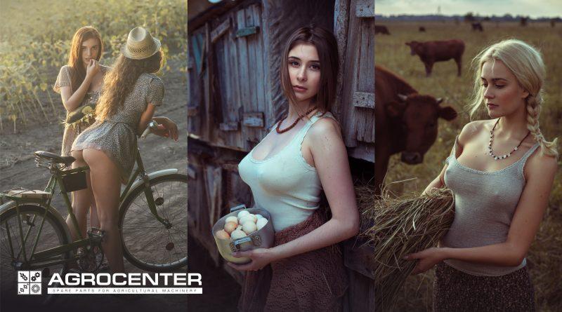 Відома українська агрокомпанія презентувала спокусливий календар (фото)