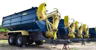 Как выбрать перегрузчик зерна в Украине