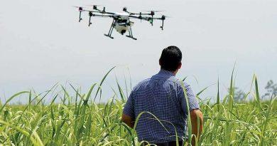 В Україні хочуть законодавчо врегулювати використання дронів у сільському господарстві