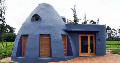 """""""Екожитло"""": відомий архітектор створює незвичні земляні будинки (фото)"""